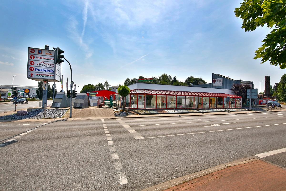 Baustoffzentrum Harbecke Mülheim