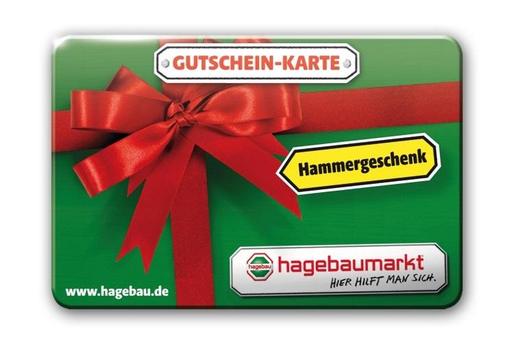 hagebaumarkt gutschein kaufen